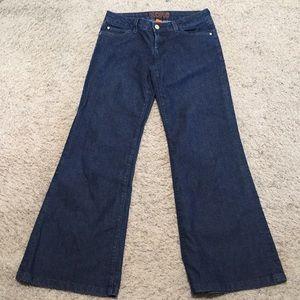Michael Kors wise leg jeans